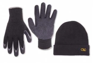 CLC Knit Hat and Glove Combo