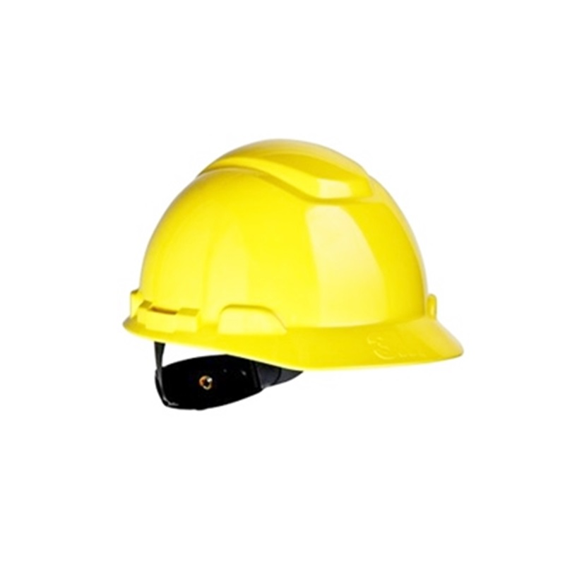 3M 4-Point Ratchet Hard Hat - Yellow