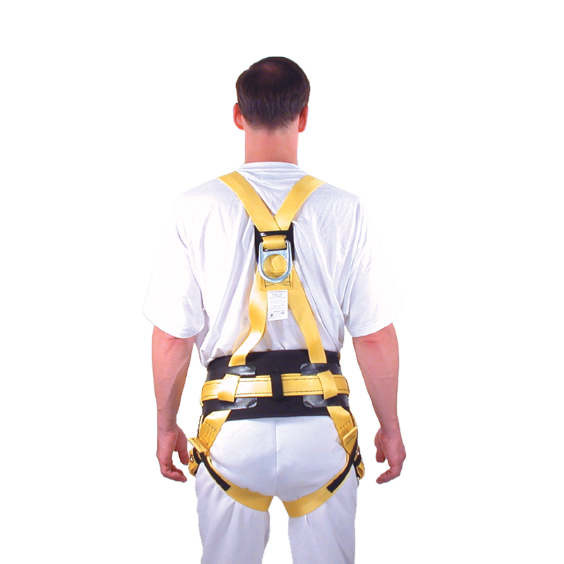 French Creek Roofers Body Harness
