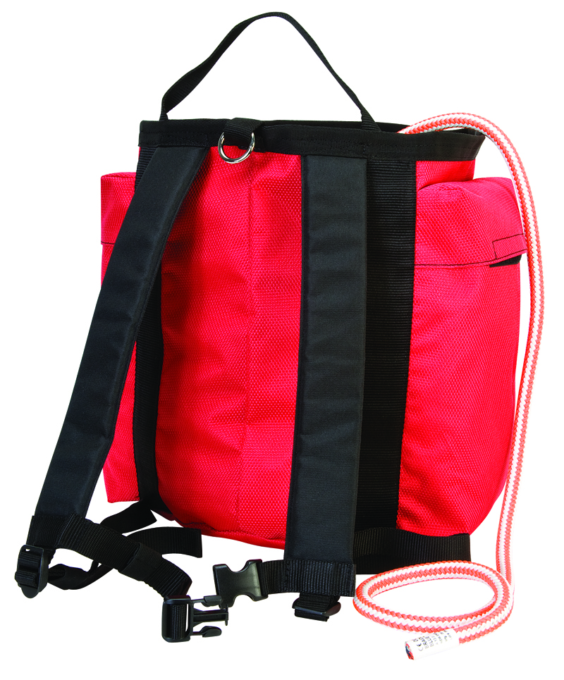 Weaver Backpack Rope Bag