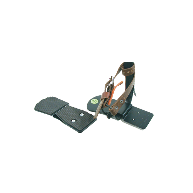 Optional Foot Plate for Climbers