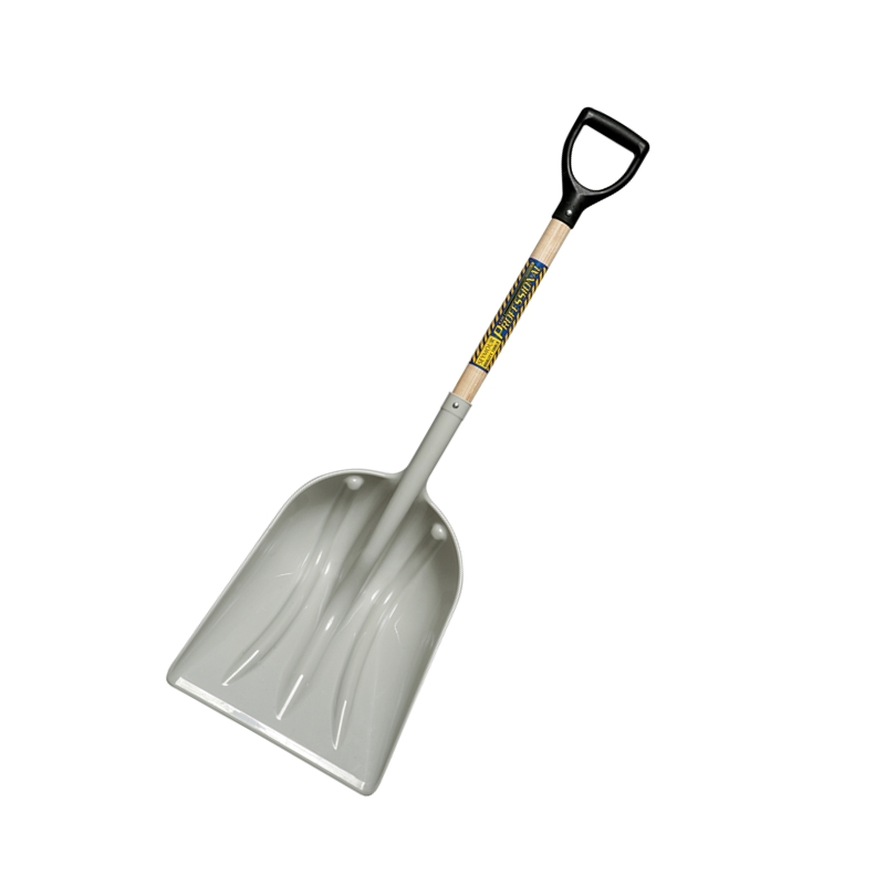 Scoop Shovel #12 - Wood Handle