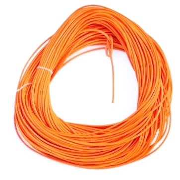 Dynaglide Throw Line - Orange -  per foot