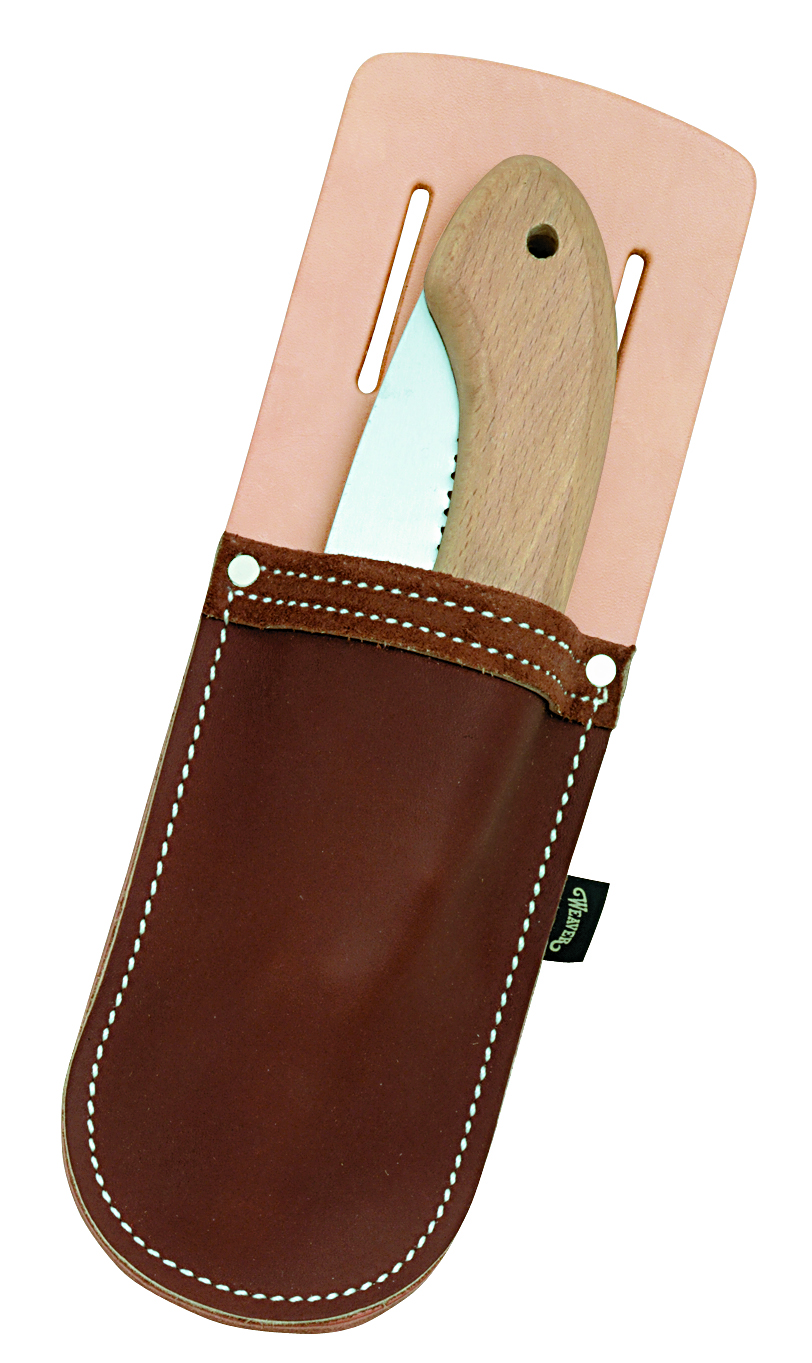 ARS Folding Saw Leather Pouch