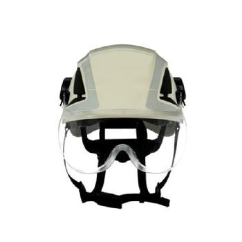 3M Secure Fit Helmet-Clear Visor