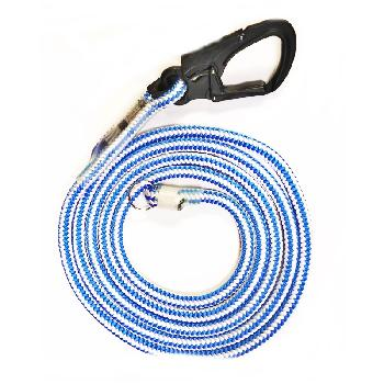 10' Replacement Safety Lanyard w/ Fusion Snap