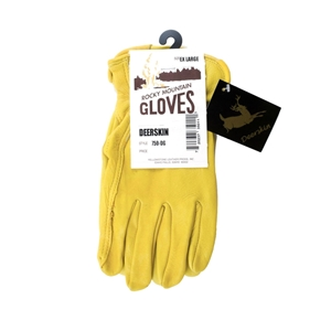Rocky Mountain Deer Skin Driving Glove
