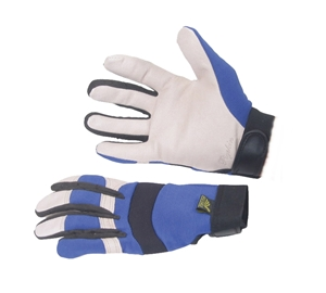 Bald Eagle Pigskin Palm Gloves