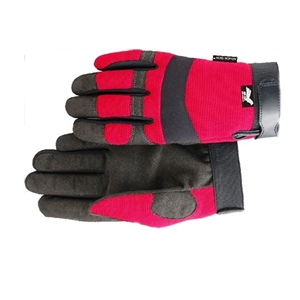Hawk Armorskin Glove - Red
