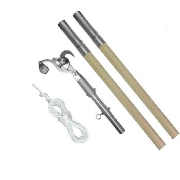 Wood  Pole Pruner Package