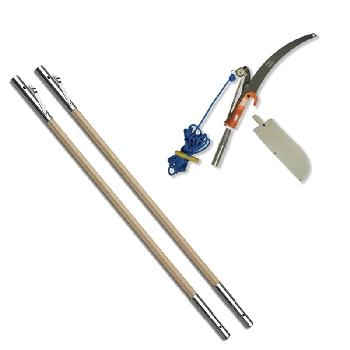 Jameson PH-11 Pruner Wood Pole Package