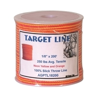 Target Line Throw Line - 150 ft.