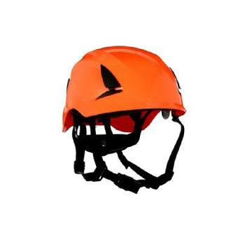 3M Secure Fit Orange Helmet